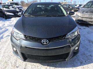 Used 2015 Toyota Corolla S for sale in Gloucester, ON