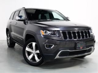 Used 2016 Jeep Grand Cherokee LIMITED   4X4   NAVI   SUNROOF   PUSH START for sale in Vaughan, ON