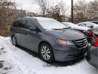 Used 2016 Honda Odyssey SE, clean carproof, great price for sale in Toronto, ON