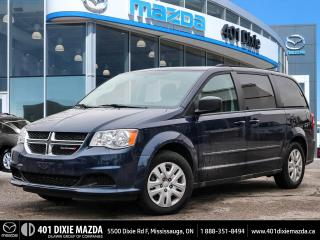 Used 2017 Dodge Grand Caravan CVP|NO ACCIDENTS|FINANCING AVAILABLE for sale in Mississauga, ON
