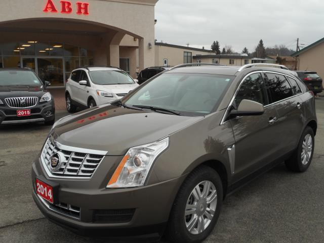 2014 Cadillac SRX LUXURY COLLECTION AW