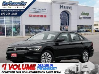 Used 2019 Volkswagen Jetta 1.4 TSI | COMFORTLINE | CAM | HTD STS & MORE!!! for sale in Milton, ON