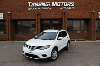 Used 2016 Nissan Rogue NO ACCIDENTS I REAR CAM I KEYLESS ENTRY I CRUISE I BT for sale in Mississauga, ON
