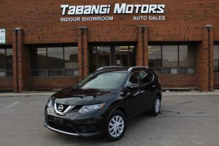 Used 2015 Nissan Rogue NO ACCIDENTS I REAR CAM I KEYLESS ENTRY I CRUISE I BT for sale in Mississauga, ON