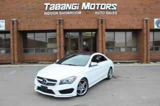 Used 2016 Mercedes-Benz CLA-Class 250 I 4MATIC I NO ACCIDENTS I A.M.G I NAVIGATION I REAR CAM for sale in Mississauga, ON