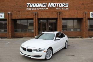 Used 2015 BMW 3 Series 320i XDRIVE I NO ACCIDENTS I NAVIGATION I SUNROOF I SPORT for sale in Mississauga, ON