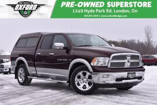 Used 2012 RAM 1500 Laramie 4x4 - 1 Owner, Low Kms, Well Maintained, T for sale in London, ON
