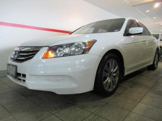 Used 2012 Honda Accord Sedan 4dr I4 Auto EX-L for sale in Brampton, ON