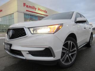 Used 2017 Acura MDX SH-AWD 4dr Tech Pkg for sale in Brampton, ON