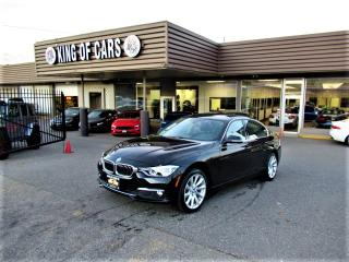 Used 2017 BMW 3 Series 320i xDrive Sedan for sale in Langley, BC