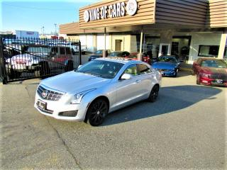 Used 2014 Cadillac ATS 3.6L Luxury AWD for sale in Langley, BC