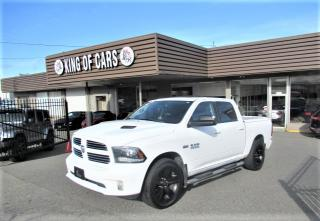 Used 2014 RAM 1500 Sport Crew Cab HEMI for sale in Langley, BC