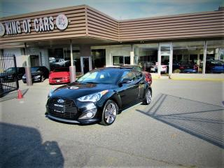 Used 2013 Hyundai Veloster Turbo for sale in Langley, BC