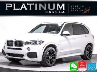 Used 2017 BMW X5 xDrive35i, M-SPORT, NAVI, Exec PKG, PANO, Prem for sale in Toronto, ON