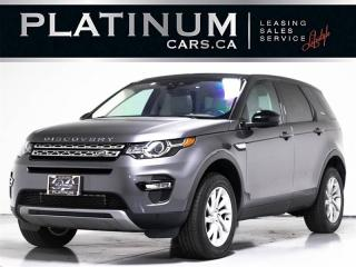 Used 2017 Land Rover Discovery Sport HSE, NAVI, PANO, CAM, HEATED LTHR for sale in Toronto, ON