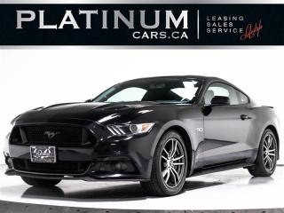 Used 2016 Ford Mustang GT 5.0 435HP, Backup CAMERA, Keyless for sale in Toronto, ON