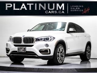 Used 2016 BMW X6 xDrive35i, NAVI, CAM, PREMIUM, Comfort Access for sale in Toronto, ON