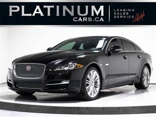 Used 2017 Jaguar XJ PORTFOLIO, NAVI, Park ASSIST, Cooled Seats for sale in Toronto, ON