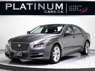 Used 2016 Jaguar XJ XJL PORTFOLIO, LWB, NAVI, Adaptive CRUISE, Pano for sale in Toronto, ON