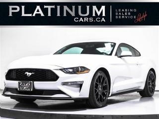 Used 2018 Ford Mustang EcoBoost 310HP, NAVI, CAMERA, Push Button Start for sale in Toronto, ON
