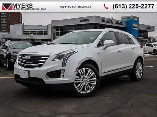 Used 2019 Cadillac XTS Premium Luxury AWD  PREMIUM, AWD, NAV, 20'S , DRIVER ASSIST PKG, CRYSTAL WHITE for sale in Ottawa, ON
