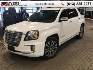 Used 2016 GMC Terrain Denali  DENALI, V6, NAV, AWD, SUNROOF, EXTRA CLEAN!! for sale in Ottawa, ON
