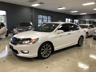 Used 2014 Honda Accord SPORT*BACK-UP CAMERA*BLUETOOTH*HEATED SEATS, CERTI for sale in North York, ON
