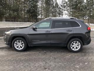 Used 2015 Jeep Cherokee North 4WD for sale in Cayuga, ON
