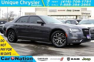Used 2018 Chrysler 300 300S AWD| SUNROOF| NAV| ALPINE SOUND| REMOTE START for sale in Burlington, ON