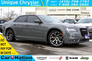 Used 2018 Chrysler 300 300S| ALPINE SOUNDS| NAV| PANORAMIC SUNROOF & MORE for sale in Burlington, ON