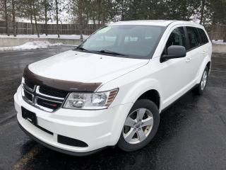 Used 2016 Dodge Journey SE FWD for sale in Cayuga, ON