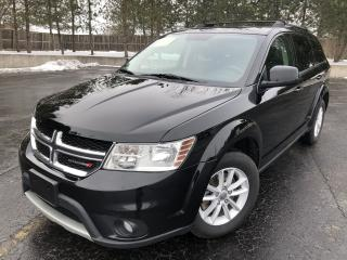 Used 2016 Dodge Journey SXT FWD for sale in Cayuga, ON