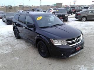 Used 2012 Dodge Journey R/T for sale in Oak Bluff, MB