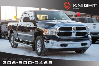 Used 2015 RAM 1500 SLT | Bluetooth | Remote Start | Low KMs | for sale in Swift Current, SK