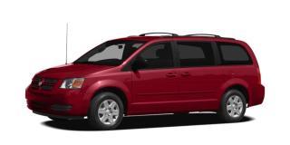 Used 2010 Dodge Grand Caravan SE One Previous Owner, 3.3L V6 for sale in Okotoks, AB