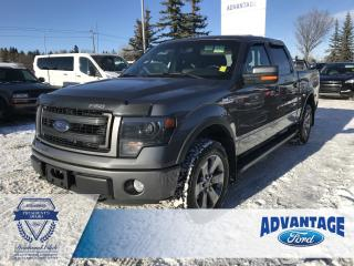 Used 2013 Ford F-150 FX4 Heated/Cooled Front Seats - Trailer Brake Controller for sale in Calgary, AB