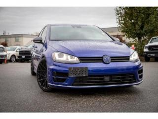 Used 2016 Volkswagen Golf R 2.0 TSI GOLF R for sale in Surrey, BC