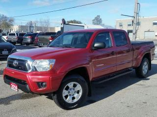 Used 2014 Toyota Tacoma 4x4 for sale in Cambridge, ON