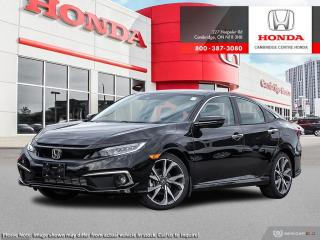 New 2020 Honda Civic Touring TOURING for sale in Cambridge, ON