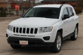 Used 2013 Jeep Compass Sport/North 4x4 | Heated Seats | Remote Starter for sale in Waterloo, ON
