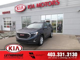 Used 2019 GMC Terrain SLE for sale in Lethbridge, AB
