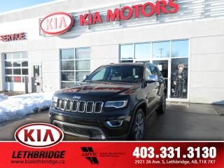 Used 2018 Jeep Grand Cherokee Limited for sale in Lethbridge, AB