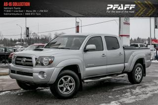 Used 2009 Toyota Tacoma 4X4 D-Cab V6 5A for sale in Orangeville, ON