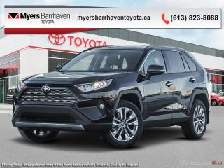 New 2020 Toyota RAV4 Limited  - Leather Seats -  Sunroof - $289 B/W for sale in Ottawa, ON