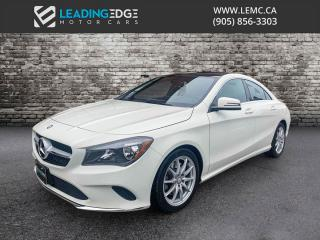 Used 2017 Mercedes-Benz CLA-Class 250 Heated Seats, Sunroof for sale in Woodbridge, ON