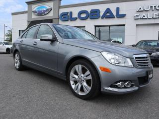 Used 2013 Mercedes-Benz C 300 LUXURY 4MATIC Sedan for sale in Ottawa, ON