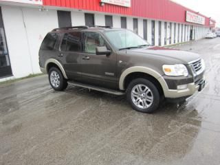 Used 2008 Ford Explorer Eddie Bauer $6,495+HST+LIC FEE / CERTIFIED / LOADED/ 4X4 for sale in North York, ON