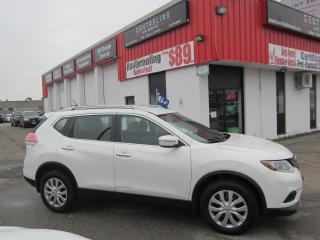 Used 2014 Nissan Rogue S $8,995+HST+LIC FEE / CERTIFIED / LOADED/ ALL WHEEL DRIVE for sale in North York, ON