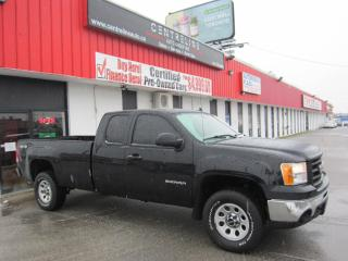 Used 2011 GMC Sierra 1500 Work Truck $13,995+HST+LIC FEE / LONG BED / CLEAN CARFAX/ 6 PASSENGER for sale in North York, ON