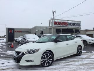 Used 2016 Nissan Maxima SL - NAVI - PANO ROOF - REVERSE CAM for sale in Oakville, ON
